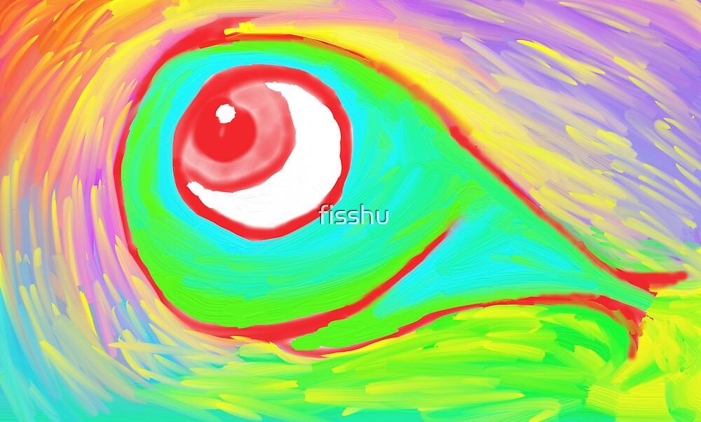 Boris The Fish by fisshu