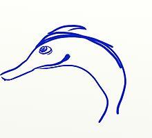 Seb The Fish by fisshu