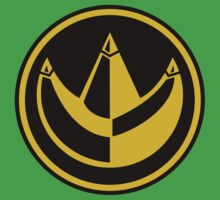 Green Ranger Coin by cutesiesbychris