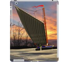 Norfolk Wherry and Windmill, Norfolk Broads - all products bar duvet iPad Case/Skin