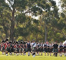 Brigadoon 31st Highland Gathering by Philip Johnson