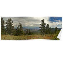 Okanogan Valley Poster