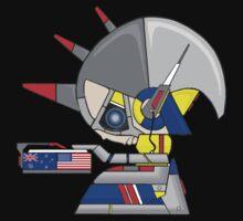Butcharts Robo-DJ by atomikboy