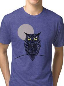 owl 1 Tri-blend T-Shirt