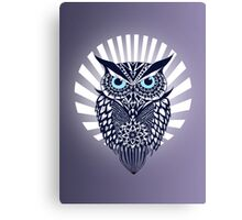 owl 1 Canvas Print