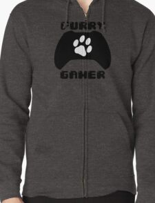 Furry Gamer - Xbox One Zipped Hoodie