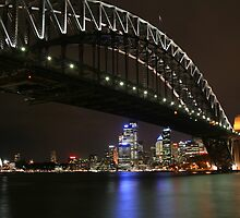 Sydney Harbour by MaluMoraza
