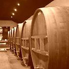 Wine Barrels 2 by Sandie13