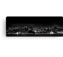 Halifax at Night Canvas Print