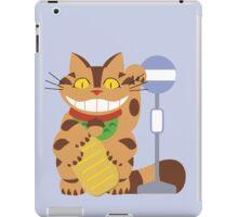 Lucky catbus iPad Case/Skin