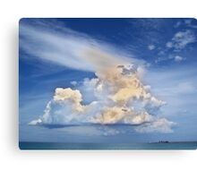 God's Eye View Canvas Print