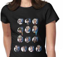 No Sir, All Thirteen Womens Fitted T-Shirt