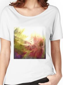 abstract texture Women's Relaxed Fit T-Shirt