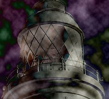 St Mary's Light by Jackie Wilson