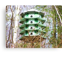 Tennants Welcome - rooms with a view Canvas Print