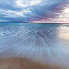 Wailea Waves 7 by Zach Pezzillo