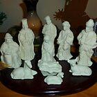 Nativity by WildestArt