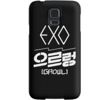 EXO Growl logo Samsung Galaxy Case/Skin
