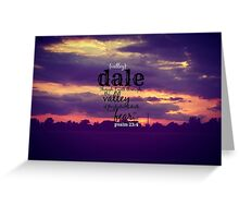 Dale Greeting Card