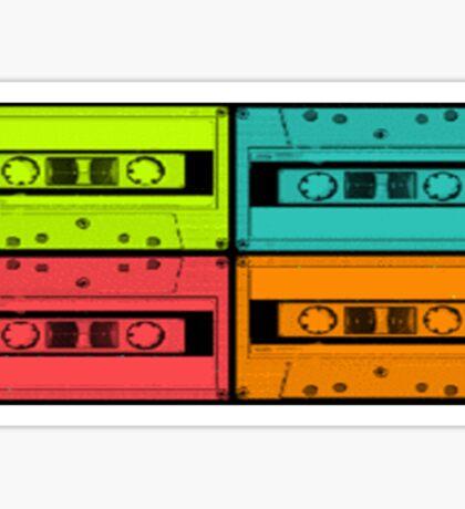 Tape It Sticker