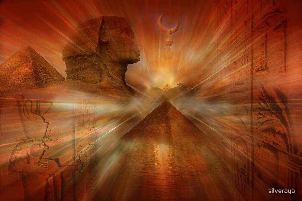 Egyptian Light by silveraya