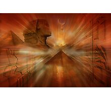 Egyptian Light Photographic Print