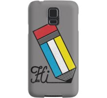 Mondrian: Greeting #2 Samsung Galaxy Case/Skin