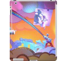 Disney Figment Disney Dreamfinder Disney Dragon iPad Case/Skin