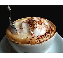 Starbucks it is not...!!!  Photographic Print
