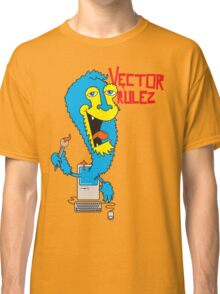 Vector the Monster Classic T-Shirt
