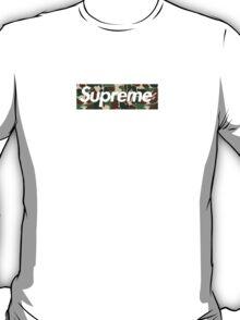 Supreme x Bape  T-Shirt