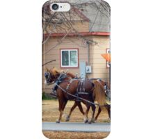 Urban Transportation iPhone Case/Skin