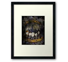 The Black Parade - My Chemical Romance Framed Print