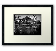 Literary Institute, Uralla, NSW, Australia Framed Print