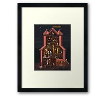 Midnight Carnival Framed Print