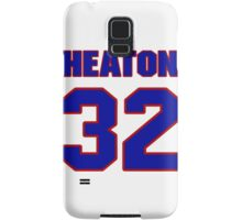 National baseball player Neal Heaton jersey 32 Samsung Galaxy Case/Skin