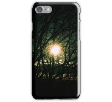 Hide & Go Seek With the Sun iPhone Case/Skin