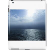 Falling Off the Edge of the Ocean iPad Case/Skin