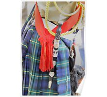 Ready, Willing And Able - Brigadoon 31st Highland Gathering, Bundanoon Australia Poster