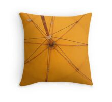 Beach star Throw Pillow