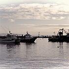 Blue Harbour............ by lynn carter