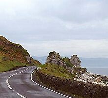 the Antrim coast road ... by SNAPPYDAVE