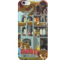 Close the gates! iPhone Case/Skin