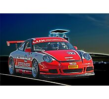 Porsche GT2 'On Track' Photographic Print