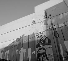 berlin wall (the other one) by keatch