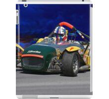 Lotus 'Super 7' Roadster iPad Case/Skin