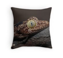 Spiny Tailed Gecko Adult Throw Pillow
