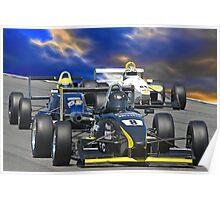 Formula Atlantic 'Money Run' Poster