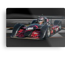 Prototype P1 Race Car 'Across the Line' Metal Print
