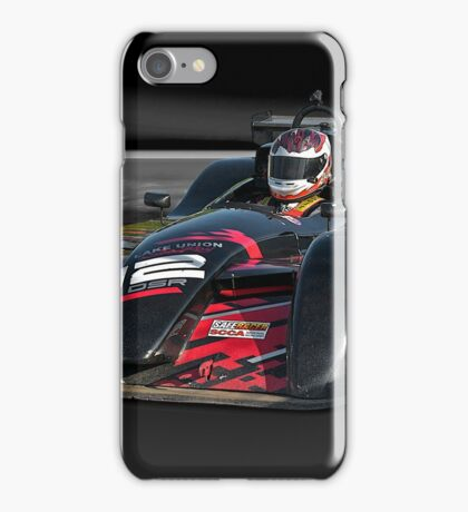 Prototype P1 Race Car 'Across the Line' iPhone Case/Skin